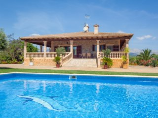 CAN BRAGUINS - Villa for 8 people in Buger - Buger vacation rentals