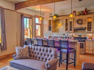 New! Historic 3BR Laramie Apartment w/ Large Deck! - Laramie vacation rentals