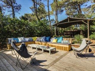 Belle villa nature et convivialité au Cap Ferret - Lege-Cap-Ferret vacation rentals