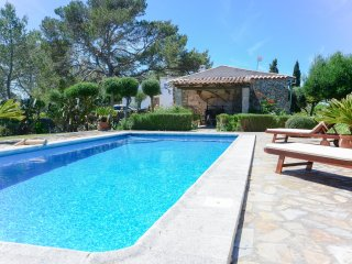 SA BASTIDA - villa with private pool in Sant Joan, Mallorca for 4 people - Sant Joan vacation rentals