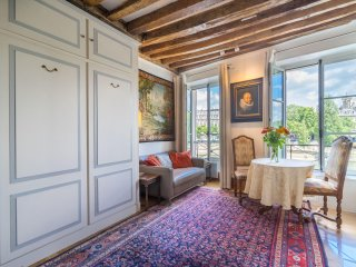 Notre-Dame Apt w/River Riews and lift ! 150 € to 195 € depending on season - Paris vacation rentals