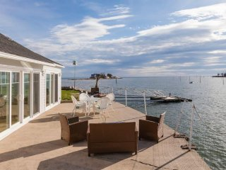 Direct Waterfront Renovated Beach House - Branford vacation rentals
