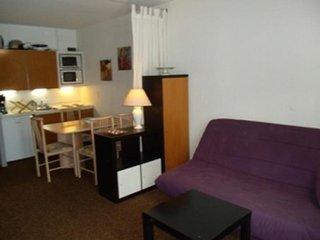 Cozy La Mongie Studio rental with Television - La Mongie vacation rentals