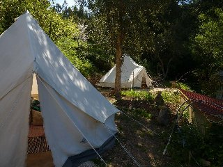 4 Bell Tents,  Terradomilho, Monchique, Algarve - Monchique vacation rentals
