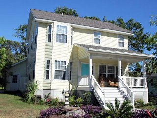 #1614 2nd Avenue - Close to the Beach, Downtown Tybee and the Back River - FREE - Tybee Island vacation rentals