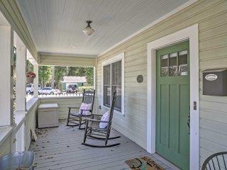 NEW! 3BR Mount Dora Cottage w/ Front Porch & Yard! - Mount Dora vacation rentals