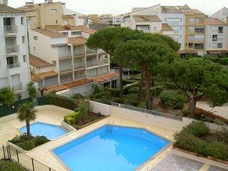 Cozy Cap-d'Agde Studio rental with Television - Cap-d'Agde vacation rentals