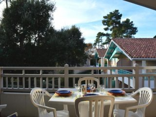 Charming Apartment in Capbreton with Television, sleeps 4 - Capbreton vacation rentals