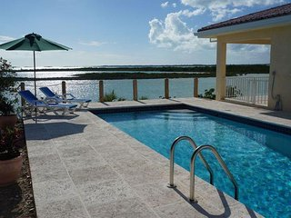Salty Air, Ocean Breezes, Ospreys, Herons, Kayaks & a Pool plus More-MIZO VILLA - Providenciales vacation rentals