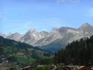 Nice Condo with Television and Microwave - Le Grand-Bornand vacation rentals