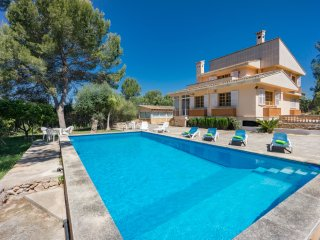 MOREY DE S'ARANJASSA - Villa for 8 people in S´ARANJASSA - Sant Jordi vacation rentals