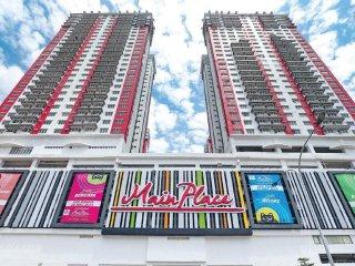 2 bedroom Apartment with Hot Tub in Subang Jaya - Subang Jaya vacation rentals