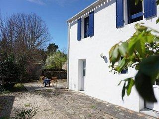 Beautiful 2 bedroom House in Barbatre - Barbatre vacation rentals