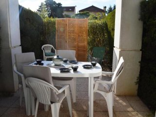 Sunny Studio with Television and Balcony - Cavaliere vacation rentals