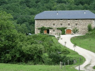 La Remise - Boerenschuur as a beautiful holiday in the magnificent surroundings of the Lot - Terrou vacation rentals