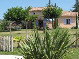 villa Fourniguières - Detached villa situated between the vineyards and views of the Mont Ventoux - Saint-Pierre de Vassols vacation rentals
