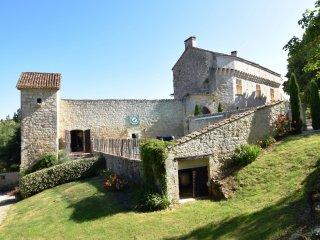 Chateau d'Agen-en tout - Chateau from the 12th century with modern comfort in a sublime setting. - Bon-Encontre vacation rentals