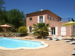 Villa  - Spacious villa with private pool, privacy and peaceful surroundings. - Les Arcs sur Argens vacation rentals