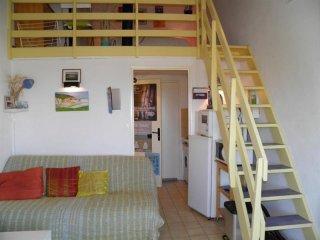 Studio mezzanine  vue  Mont Saint Clair - Sete vacation rentals