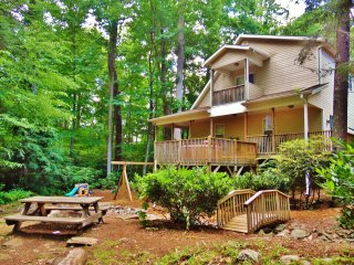 Vacation rentals in North Carolina Mountains