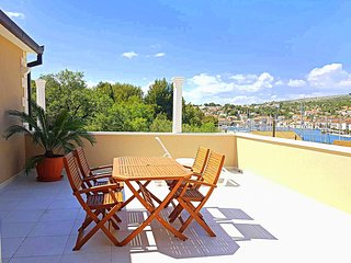 Apartments   Sunny Days -  A2 - Cove Makarac (Milna) vacation rentals