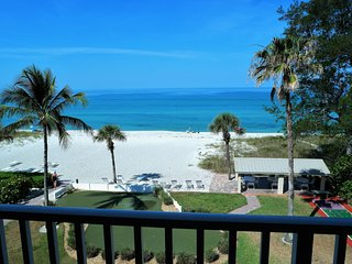 Beachfront Condo with Spectacular Gulf View - Longboat Key vacation rentals