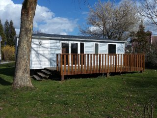 Nice Caravan/mobile home with Internet Access and Central Heating - Peronne vacation rentals