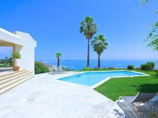 MODERN VILLA WITH PANORAMIC SEA VIEW~V16 - Golfe-Juan Vallauris vacation rentals