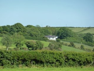 The Hideaway.  Compact holiday accomodation for 2 on working Smallholding - Blaenwaun vacation rentals