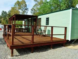 Park Home in Scenic Setting at CAMPING PARK PIZARRA - Pizarra vacation rentals