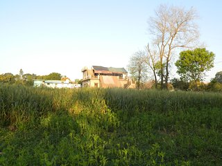 Nice Farmhouse Barn with Deck and Television - Corbett vacation rentals