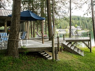 Spectacular Vista, Great Fishing, Fall 30% Off - Hayden Lake vacation rentals
