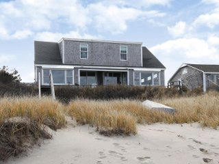Oceanfront home with private beach - 2 bedrooms - East Sandwich vacation rentals