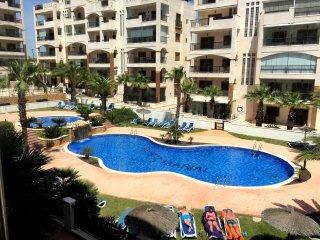 Luxury Apartment  Marjal Beach Resort Guardamar - Guardamar del Segura vacation rentals