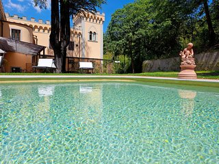 Apartment Iris in stunning Villa, swimming pool, Chianti, 15 min from Florence - Impruneta vacation rentals