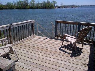 Relaxing lakefront cottage getaway - Brechin vacation rentals