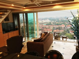 Galae Thong Tower - Penthouse 1507 - Chiang Mai vacation rentals