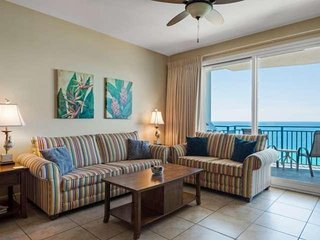 Gulf Front 3 Bdrm/3ba 15th Floor Minutes from Pier Park with Free Fun and Wifi - Panama City Beach vacation rentals