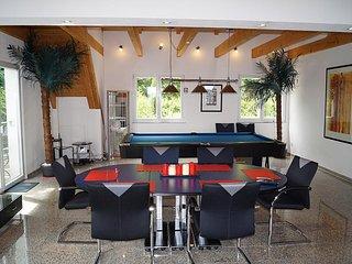 3-Bedroom Furnished Penthouse Stuttgart West - Stuttgart vacation rentals