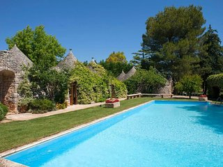 Trulli Country Golf - Golf course, swimming pool and jacuzzi ideal for stays with family and friends - Gioia del Colle vacation rentals