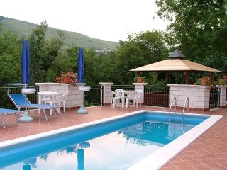 La Contea - Spacious, luxury apartment in Castle Giuliopoli  with Pool - Rosello vacation rentals