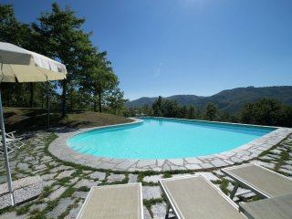 Villa Gufo - Charming apartments in an old farmhouse on an estate with pool - San Marcello Pistoiese vacation rentals