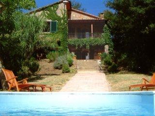 Santa Fiora - An attractive villa in the Maremma area. - Selva di Santa Fiora vacation rentals
