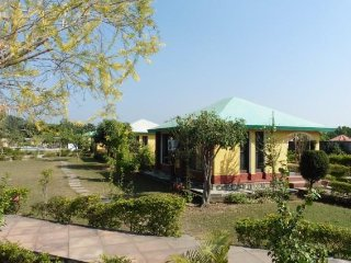 Well-appointed stay with a pool, near Corbett National Park - Ramnagar vacation rentals