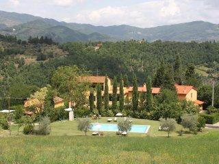 Villa Casanova - Charming villa with private fenced garden and swimming pool, in a green environment - Rufina vacation rentals