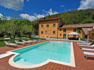 Panchevilla - Exclusive villa surrounded by peaceful Pistoia, with private pool and spa! - Pistoia vacation rentals