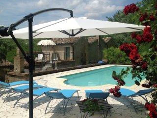 Villa Incantata - Villa in the hills with private pool and panoramic garden - Santa Vittoria in Matenano vacation rentals