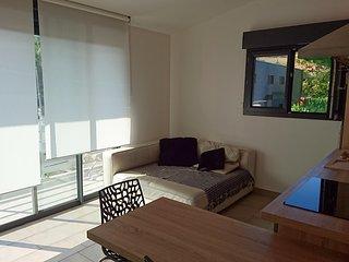 Appartement meublé avec garage et balcon exposé Sud - 2 couchages - Challes-les-Eaux vacation rentals