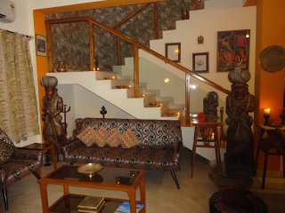 Perfect Villa with Internet Access and A/C - Secunderabad vacation rentals