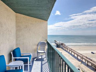 8th Floor Ocean, Sunglow & Intracoastal Waterways Views! Heated Pool-BluRay - Daytona Beach Shores vacation rentals